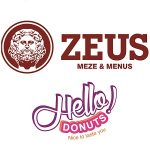 Zeus & Hello Donuts acum in Veranda!