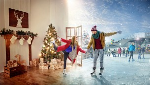 Bucura-te de magia Sarbatorilor de Iarna la Veranda