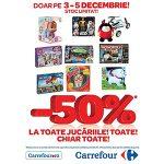 Reduceri la jucarii @ Carrefour