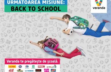 Urmatoarea misiune: Back To School