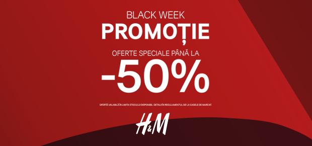 Săptămâna Pre-Black Friday la H&M