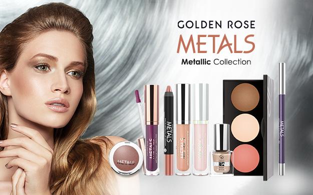 De sarbatori, Golden Rose te asteapta cu o gama variata de produse cosmetice!