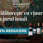 Calatoreste cu vinurile in jurul lumii
