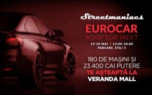 Streetmaniacs - EUROCAR ROOFTOP MEET