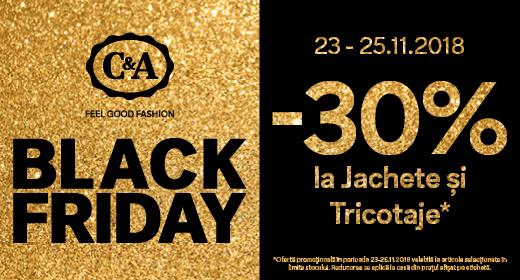 Black Friday C&A