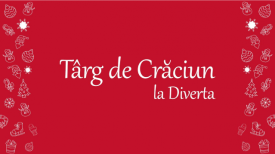 Targ de Craciun la Diverta
