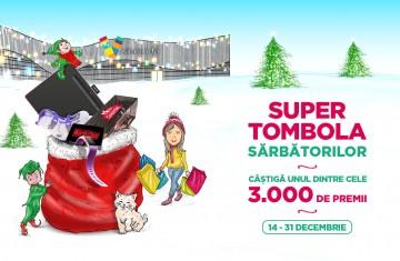 SUPER TOMBOLA SARBATORILOR