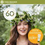 60 de ani de frumusete cu Yves Rocher!