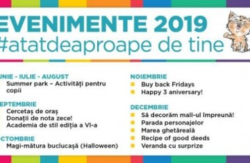 Evenimente Veranda Mall 2019