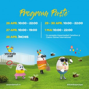Program Paste Veranda Mall
