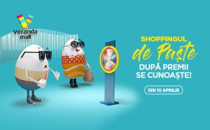Tombola de Paste Veranda Mall