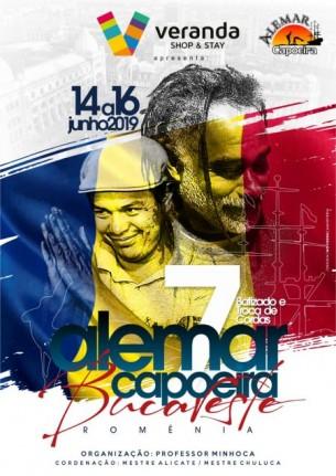 Festivalul de Capoeira - editia a VII-a