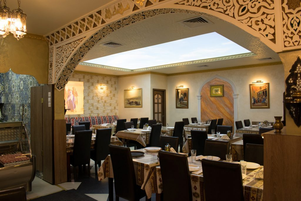 restaurant cu mancare buna sector 2 alibaba