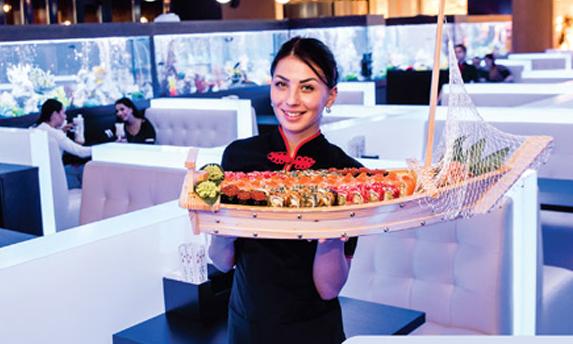 restaurant cu mancare buna si ieftina Sushi-Terra-Veranda
