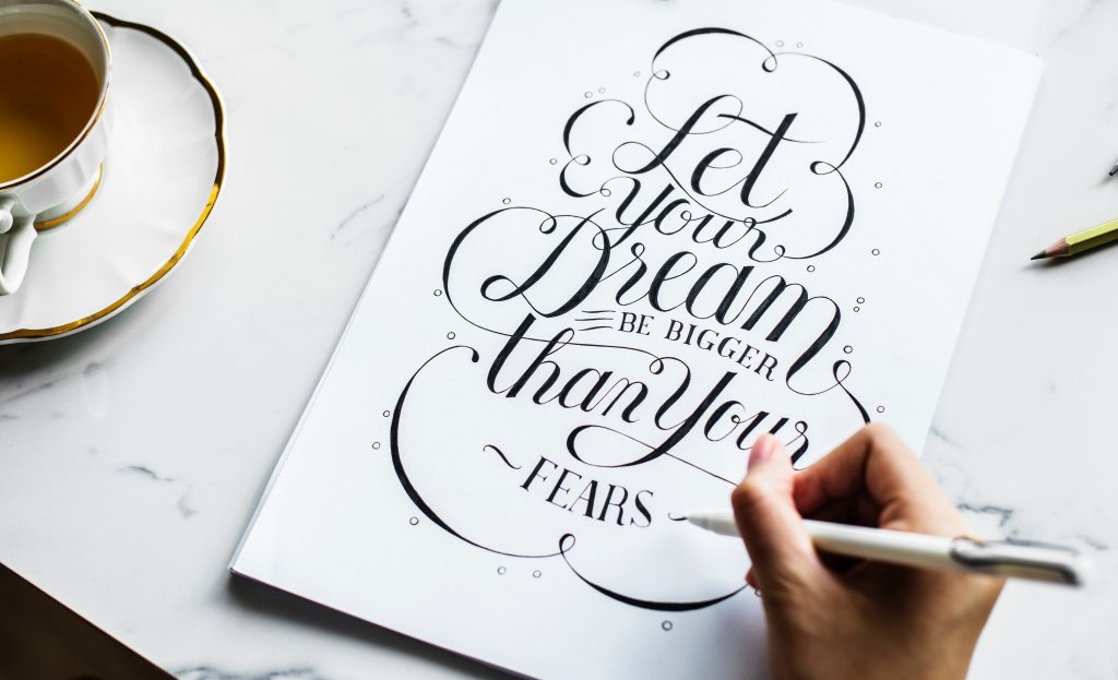 idei pasiuni caligrafie