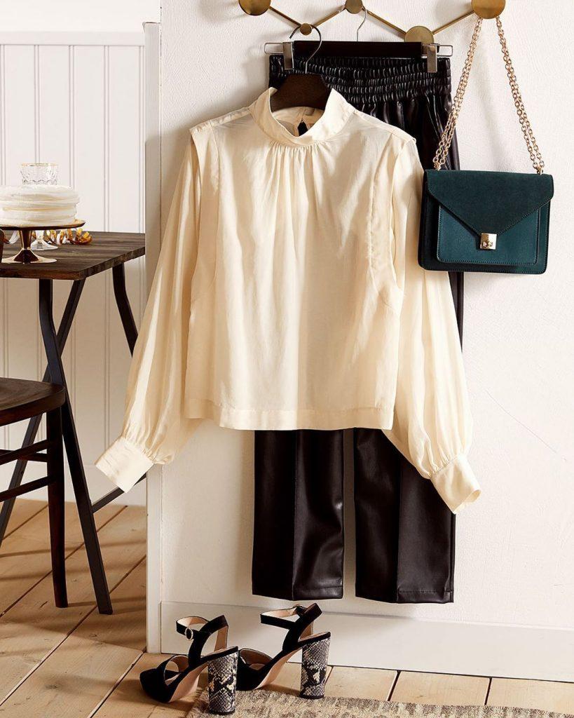trenduri fashion pantaloni piele