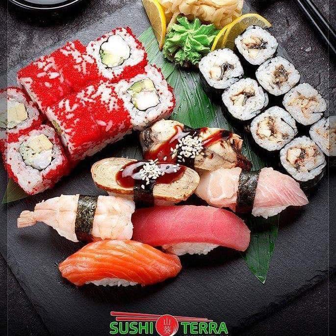 sushi bun bucuresti