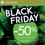 50% reducere de Black Friday la Yves Rocher