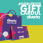 Daruieste gift cardul Diverta!
