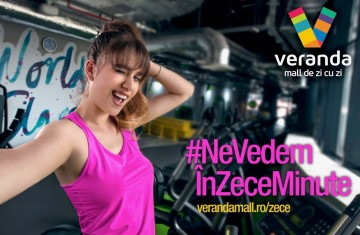 #nevedeminzeceminute la Veranda Mall!