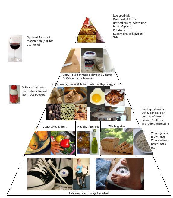 piramida unui stil de viata sanatos
