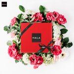 Martisor parfumat de la NALA