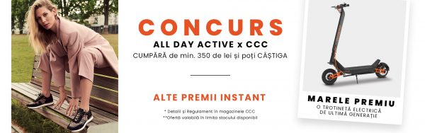 """CONCURS CCC """"ALL DAY ACTIVE"""""""
