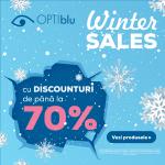 Winter Sales la OPTIblu