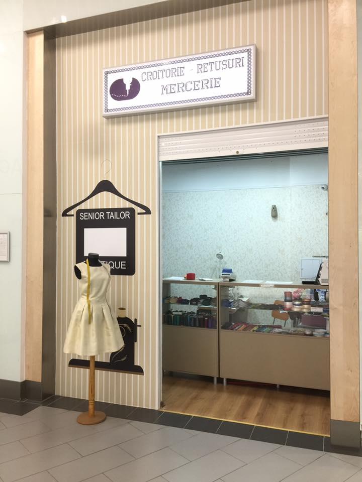 galerie Croitoria Senior Tailor Veranda Mall