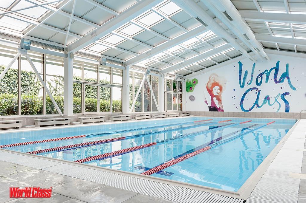 World Class piscina